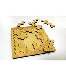 PUZZLE COASTERS SET OF 7