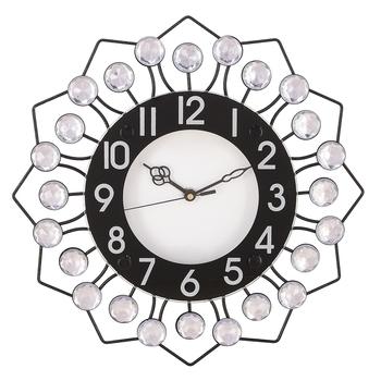 Premium Diamond Series Analog Wall Clock