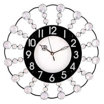 Premium Diamond Series Analog Wall Clock