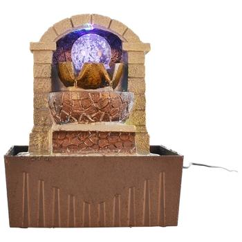 Gate Textured Water Fountain