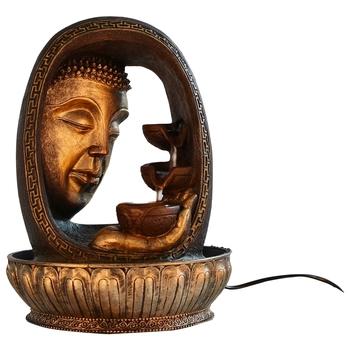 Face of Buddha Water Fountain