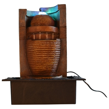 Modern Pottery Water Fountain