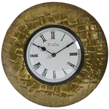 Wooden Ethnic Handcrafted Premium Wall Clock