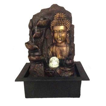 Spiritual Face of Lord Buddha Water Fountain