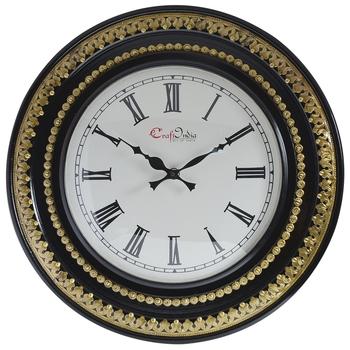 Wooden Ethnic Handcrafted Premium Wall Clock