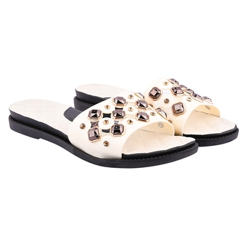 Do Bhai Flat Sandal For Women