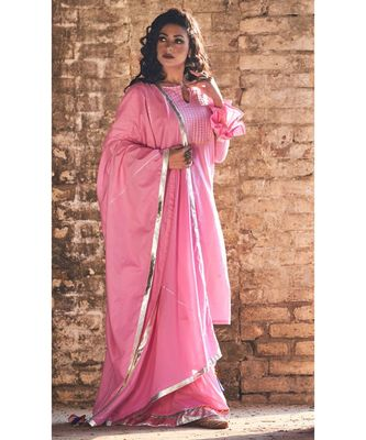 FLAMINGO SHARARA SET