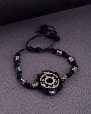 Motorcycle Diaries Wheel Bracelet