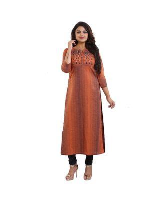 Designer Stripped kurta For Women
