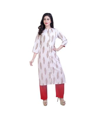 Floral print with pant For Women