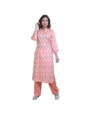 Ekat Print Kurta with pants For Women
