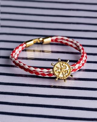 Nautical Anchor Stylish Band Bracelet