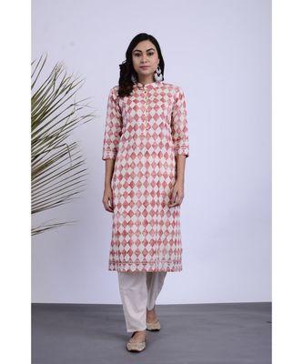 Aashna Cotton Hand Block Set Two
