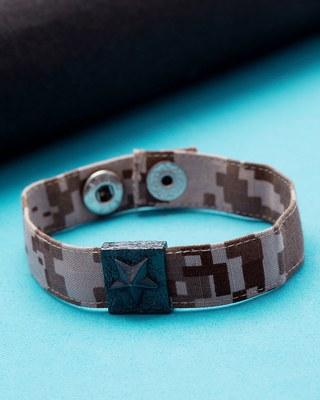 Military Print Squad Bracelet