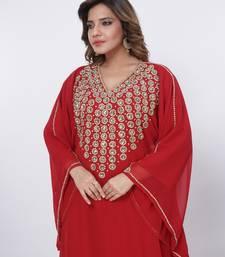 Dubai Kaftan Women Dress Moroccan Caftan Long Farasha Maxi Dress Al202