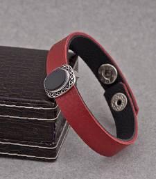 Milestone Black Enamelled Charm Bracelet