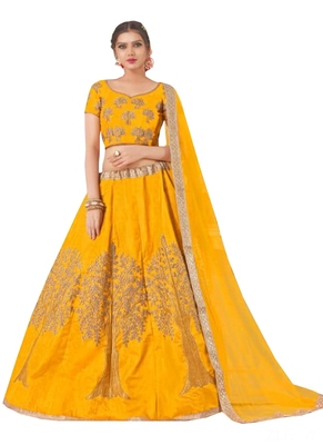 Yellow fancy