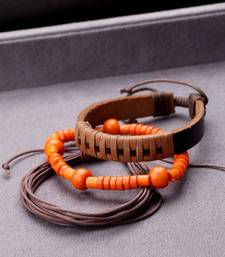 Cool Stacked Wrap Combo Bracelets