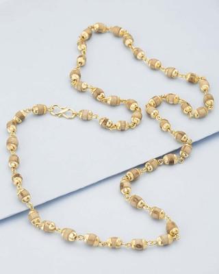 Tulsi Beaded Chain For Men