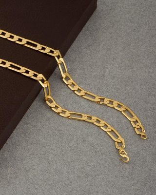 Glossy Finished Sturdy Mens Chain
