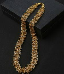 Handmade Singapore Link Men's Chain