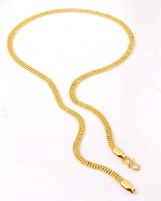 Flicker Links Men's Rope Chain