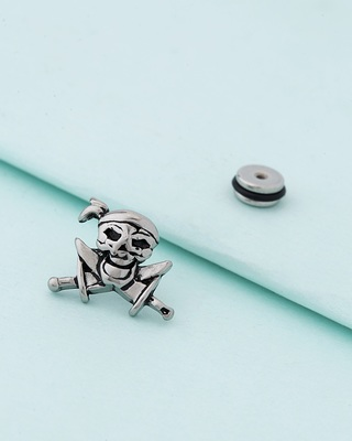 Royal Stud Pirate Earring