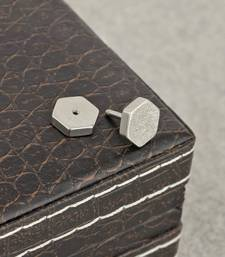 Classy Hexagonal Stud from the Stud Out Collection