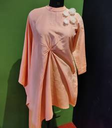 LIGHT PINK KURTI SET