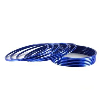 designer bangles Color-Light Blue
