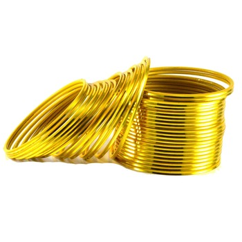 designer bangles Color-Yellow