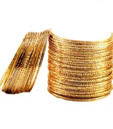 preety bangles Color-Golden