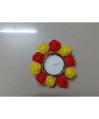 multi color Beautiful Candle holder