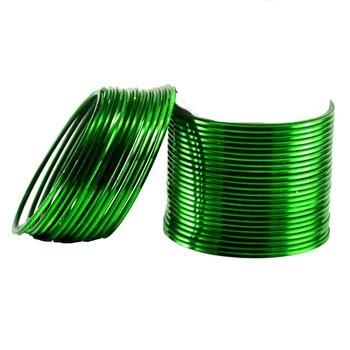 designer bangles Color-Green