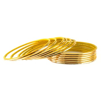sizzling bangles Color-Golden