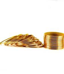 antiqe bangles Color-Golden