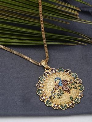Zerokaata Gold Pendants