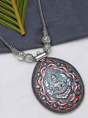 Zerokaata Silver Necklaces
