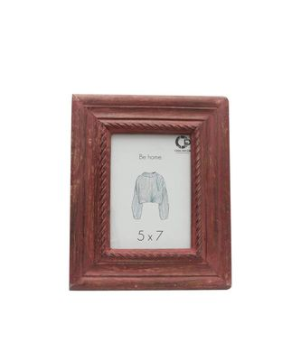 Redrush Wooden Photo Frame Handicraft for Decorations and Room Decor