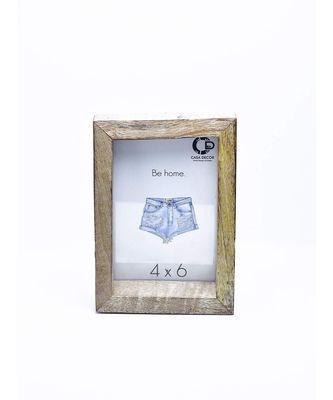 Belle Wooden Photo Frame Handicraft for Decorations and Room Decor