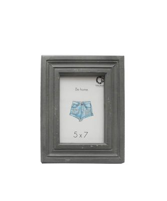 Grey Fame Photo Frame Handicraft for Decorations and Room Decor