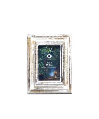 Sassy Stroke Wooden Photo Frame Handicraft for Decorations and Room Decor