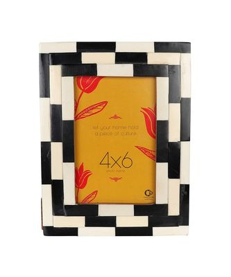 Wedge Wood Photo Frame for Handicraft Decorations and Room Decor