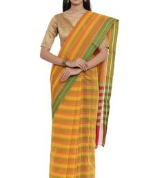 CLASSICATE from the house of The Chennai Silks Women's  multicolor Chettinad Cotton Saree
