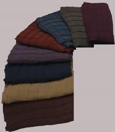 multicolor  Premium chiffon Box Chekered Hijab