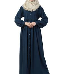 Front Open Casual Abaya