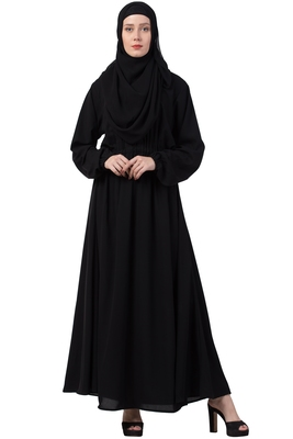 A-Line Casual Abaya