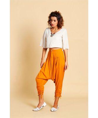 multicolor printed cotton jodhapuri bottoms
