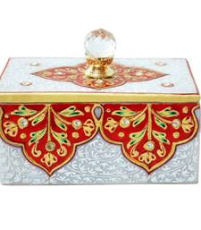 HANDICRAFTS PARADISE MARBLE EXCLUSIVE BOX