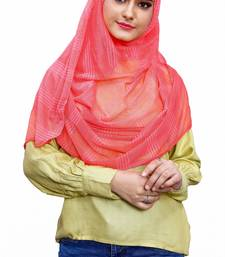 Stitched Instant Hijab Scarf For Women (To Be Worn On Hijab Cap)